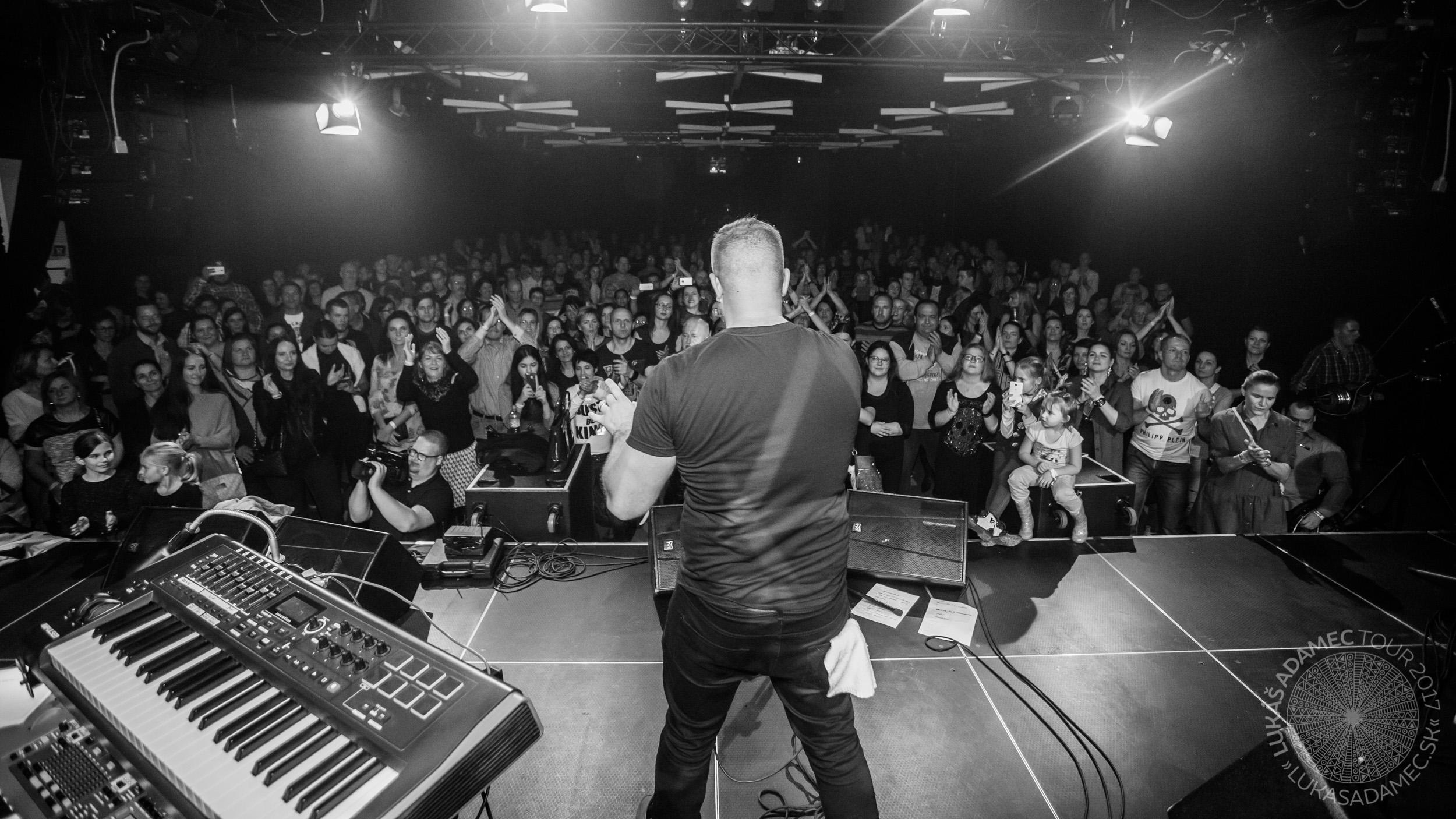 Koncert - Lukáš Adamec TOUR 2017 - Kulturpark Košice