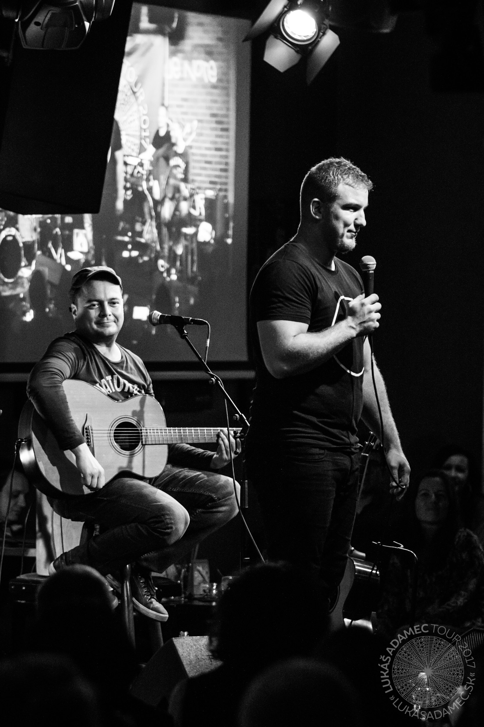 Lukáš Adamec TOUR 2017 - Blue Note, Nové Mesto nad Váhom - Tomi Okres