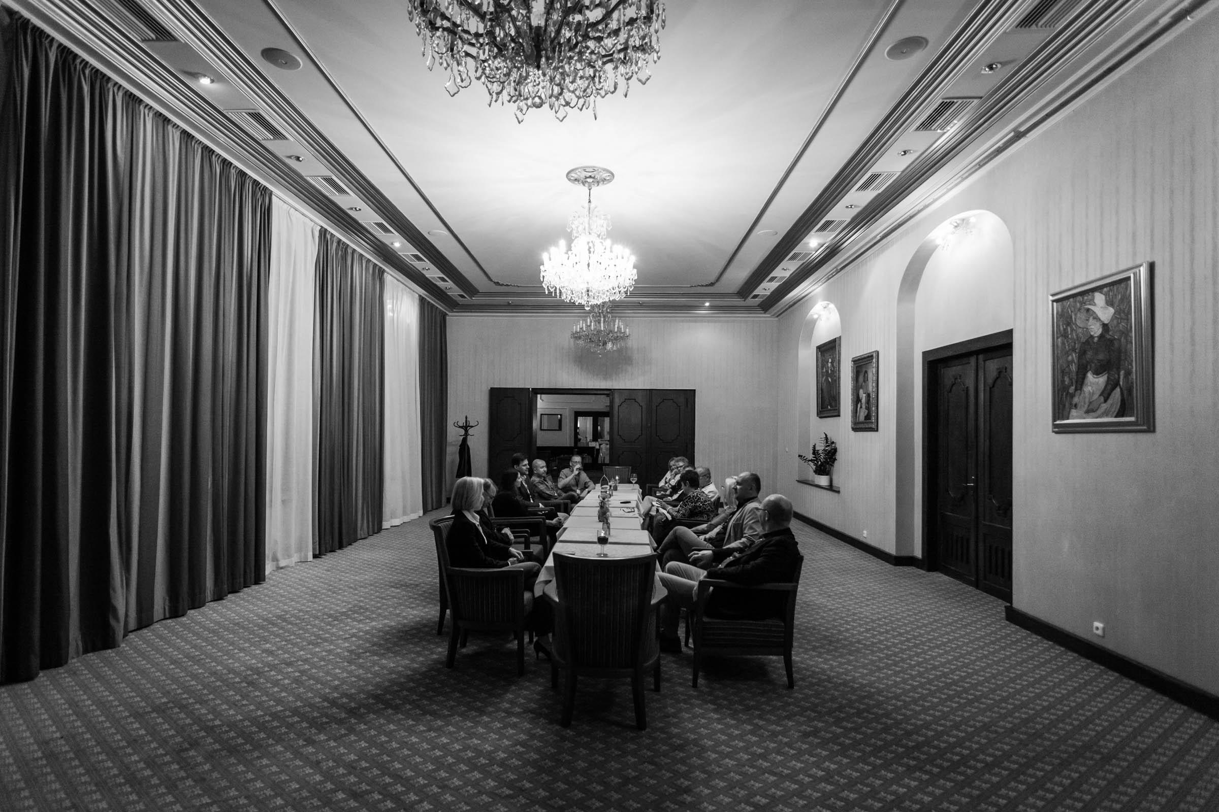 IRCG 2017 - neformálne rokovanie, Grandhotel Praha, Tatranská Lomnica