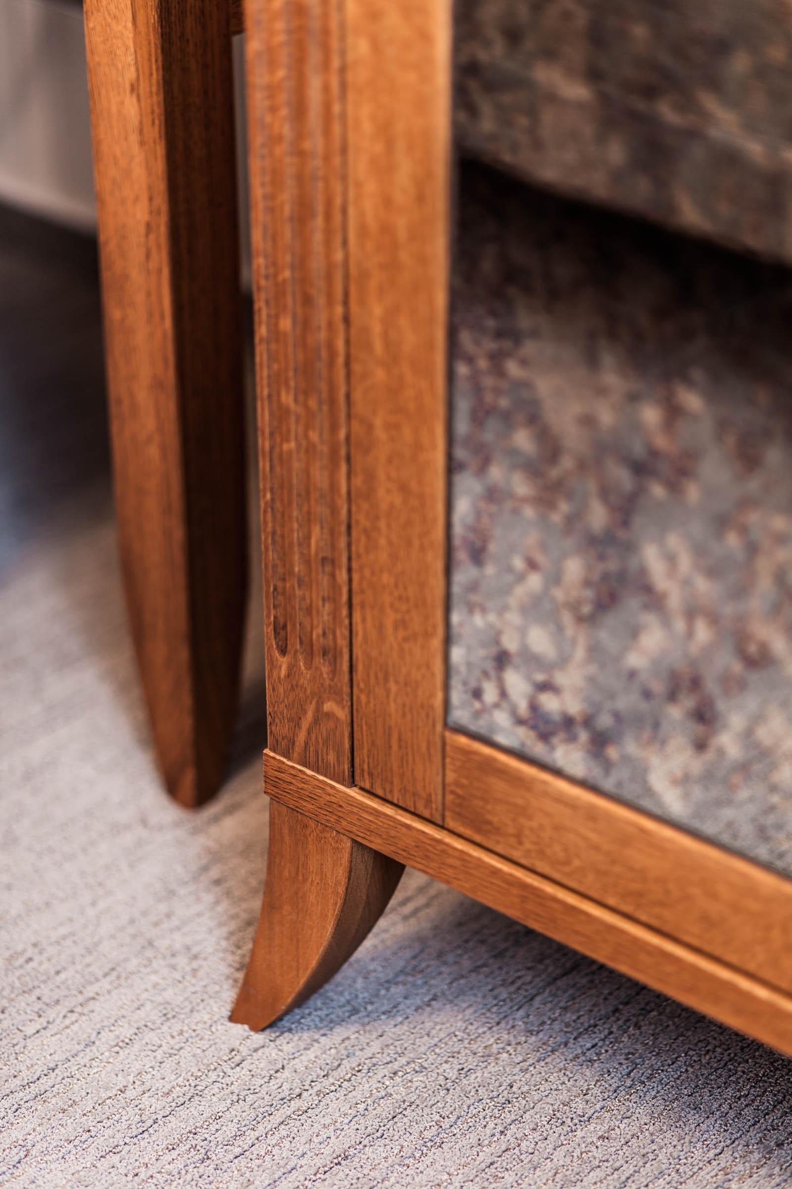 Detail nábytku - portfólio bayus