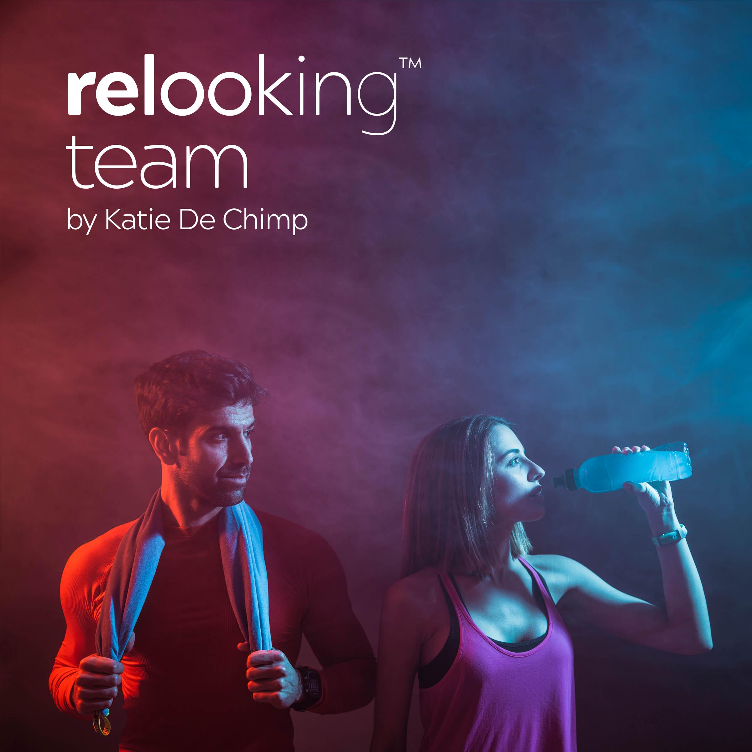 logo relooking team by Katie De Chimp